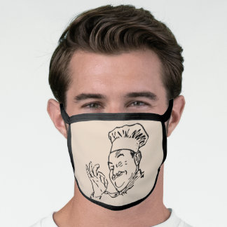 CHEF MASK FOR HIM