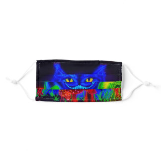 Cheshire Cat Adult Cloth Face Mask