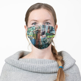 Chicago Adult Cloth Face Mask