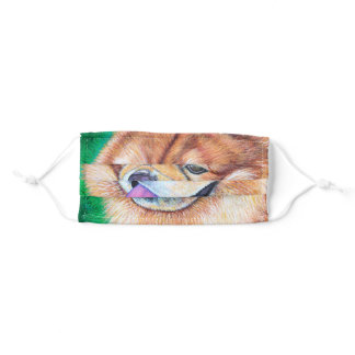 Chow Adult Cloth Face Mask