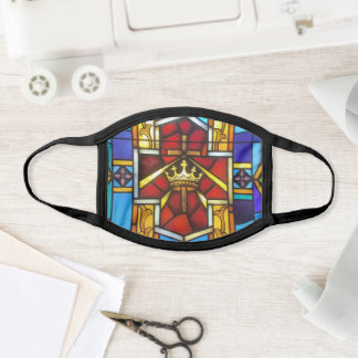Christ is King Face Mask