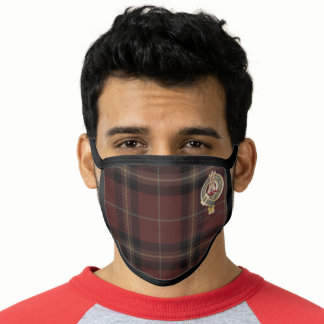 Clan Jack Cloth Mask (Small Crest)