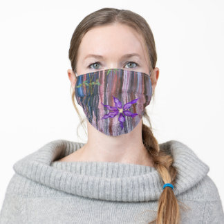 Clematis Face Mask