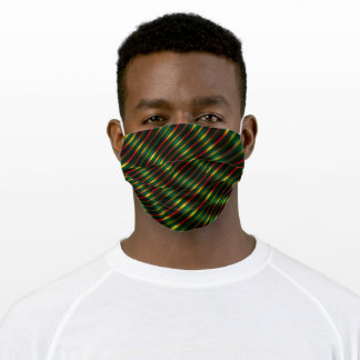 Cloth Face Mask with Filter Slot