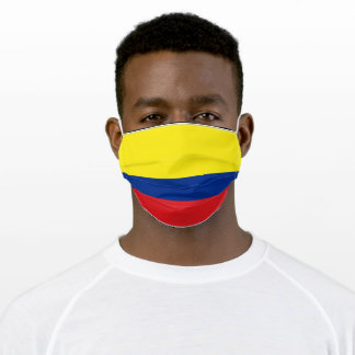 Colombia Adult Cloth Face Mask