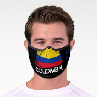 Colombia Face Mask