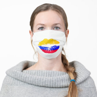 Colombian Face Mask