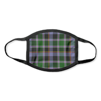 Colorado State Clan Tartan Plaid Pattern Face Mask