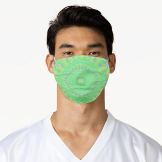 Colorful Mandala Adult Cloth Face Mask