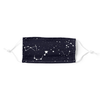 Constellations Face Mask