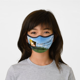 Country Camp Face Mask