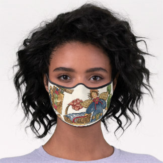 Country Store Premium Face Mask