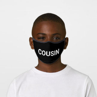 Cousin Family Match Premium Face Mask