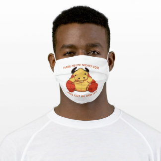 Cow Adult Cloth Face Mask