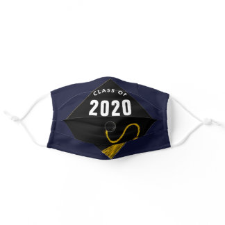 Creative Graduation 2020 Gifts Adult Cloth Face Mask