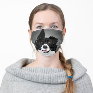 Custom Dog Mask, dog picture, animals, pets, gift, Adult Cloth Face Mask