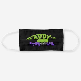 Daddys ghoul adult cloth face mask