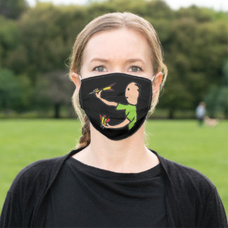 Darts Adult Cloth Face Mask