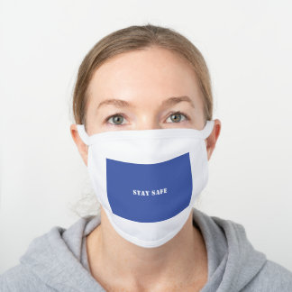 Decorative Cotton Face Mask