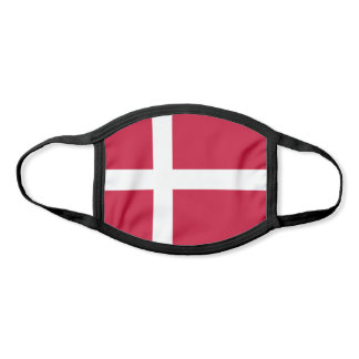 Denmark Flag Face Mask