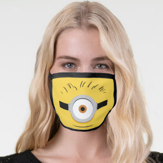 Despicable Me | Carl Smile Face Mask