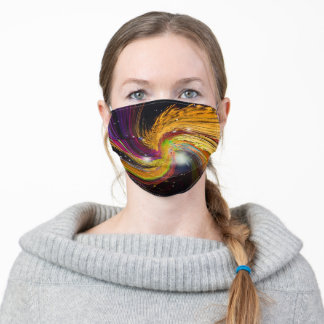 """""""Dimensions"""" Adult Cloth Face Mask"""