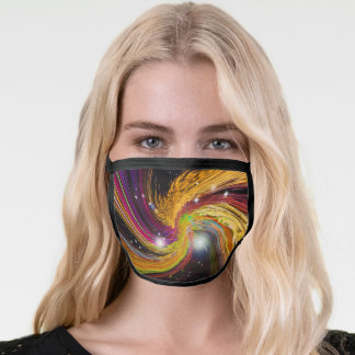 """""""Dimensions"""" Face Mask"""
