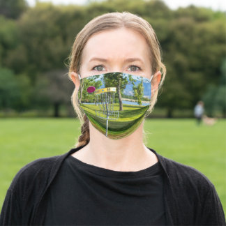 Disc Golf Face Mask