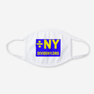 Divide NYS face mask