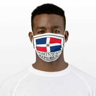 Dominican Republic Adult Cloth Face Mask