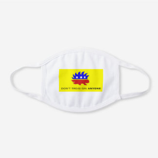 Don't Tread On Anyone Decorative Cotton Face Mask