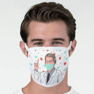 Dr. Fauci Face Mask