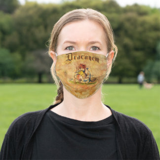 Dragon Adult Cloth Face Mask