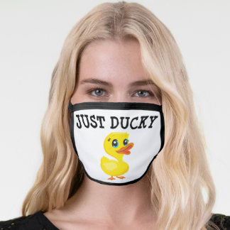 DUCK JUST DUCKY MASK