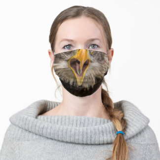 Eagle Beak Adult Cloth Face Mask
