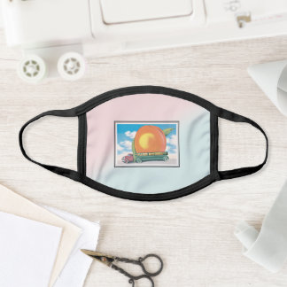 Eat a Peach by The Allman Brothers Band Face Mask