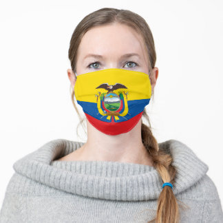 Ecuadorian flag & Ecuador fashion /sports mask