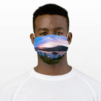 Emerald Bay Lake Tahoe Cloth Face Mask