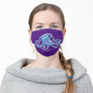 Emma the Octopus Face Mask