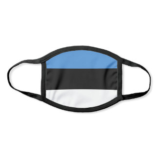 Estonia Flag Face Mask