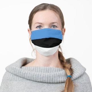 Estonian flag & Estonia fashion /sports mask