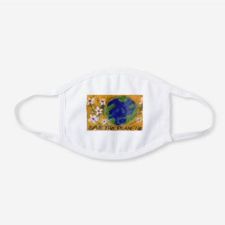 EXPRESS YOURSELF Save the Planet Face Mask