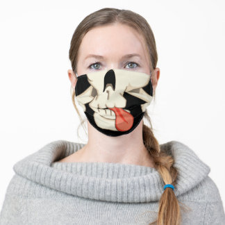"""Face Mask""  Pirate, skull!! Adult Cloth Face Mask"