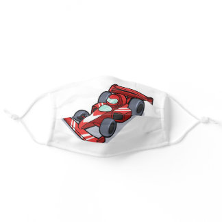 Fast car - car racing - best car adult cloth face mask