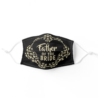 Father Of The Bride Wedding Masks