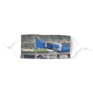 Flag Facemask Adult Cloth Face Mask