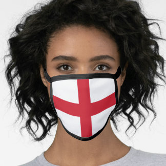 Flag of England Face Mask