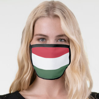 Flag of Hungary Face Mask