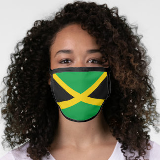 Flag of Jamaica Face Mask