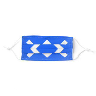 Flag of Northern Cheyenne Adult Cloth Face Mask